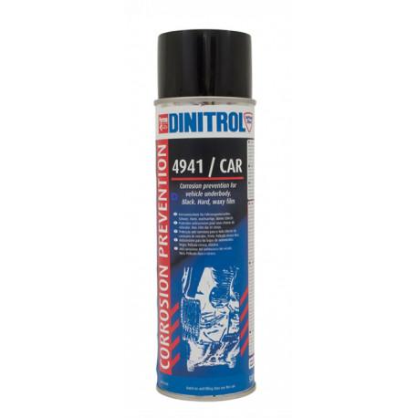 Dinitrol antirouile preventif 4941 dessous de caisse 500ml DINITROL (0P33Y)