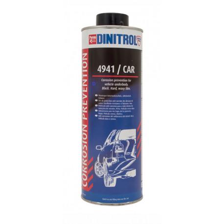Dinitrol antirouille preventif 4941 dessous de caisse 1ltre DINITROL (0P33X)