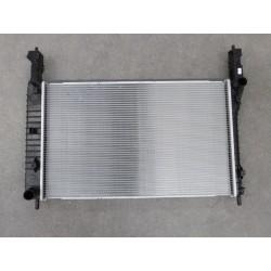 radiateur boite manuelle