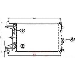 radiateur moteur    boite manuelle