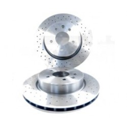 kit de disques de frein arriere 330mm