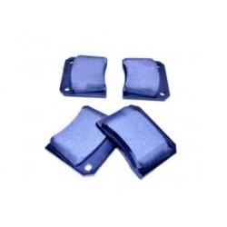 kit de plaquettes de frein arriere#ferodo