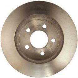 disque de frein avant diametre 280 mm a partir de 1999