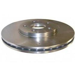 disque de frein avant g/d ventilé