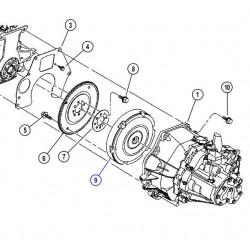 kit embrayage volant moteur avec butee