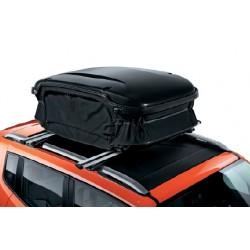coffre de toit modulable 500l noir