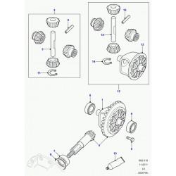 roulement a rouleaux coniques