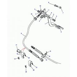 cable de commande d'accelerateur