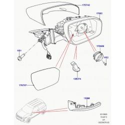 MOTOR - OUTSIDE REAR VIEW MIRROR