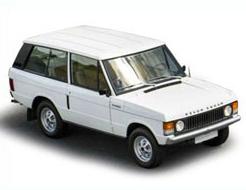 LAND ROVER Range Rover Classic 200 TDI DIESEL