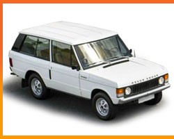 LAND ROVER Range Rover Classic V8 3.5 CARBURATEUR