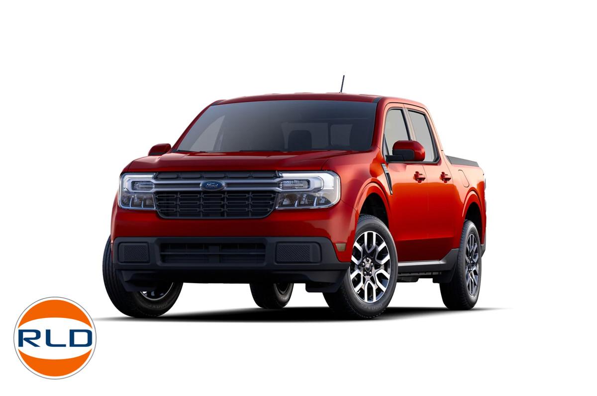 Ford le Pick up Maverick en Europe