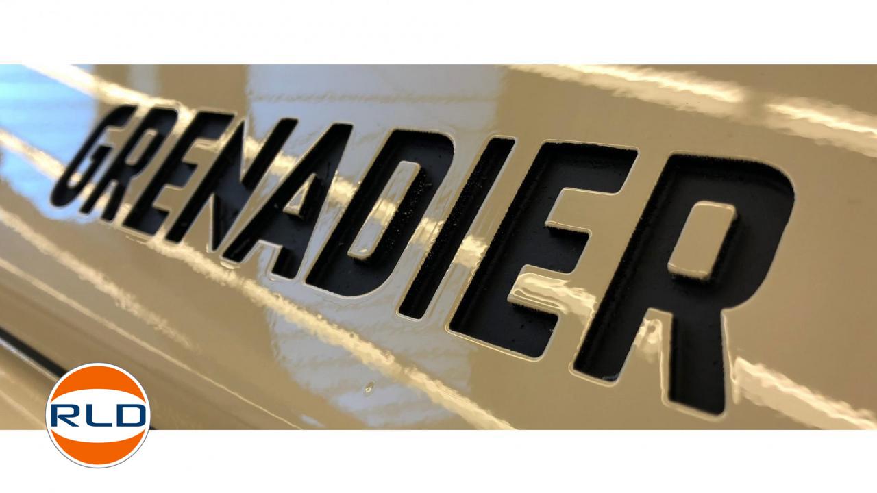 Projekt Grenadier 4x4 Enfin dévoilé