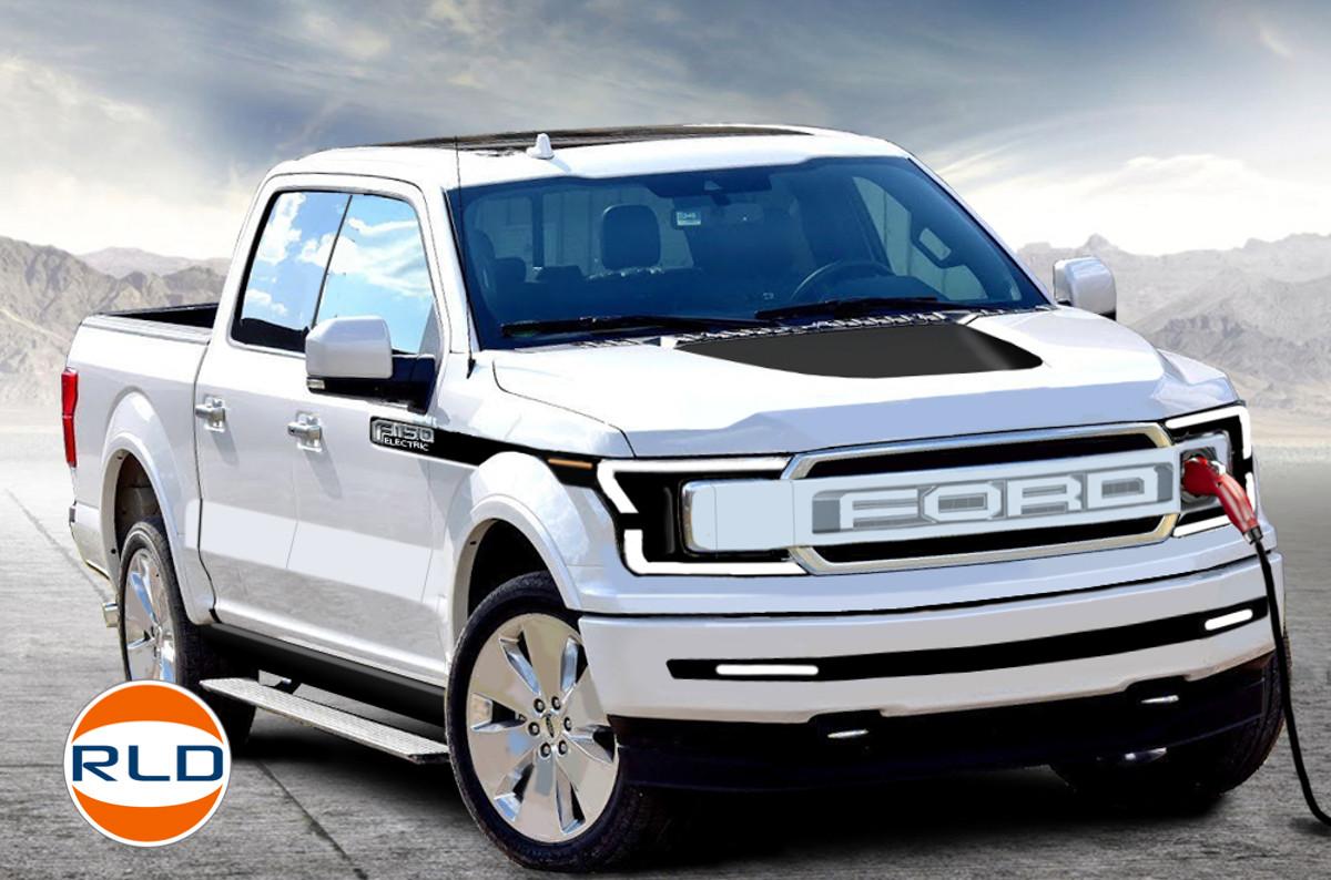 Ford innove astucieusement pour son F150 électrique