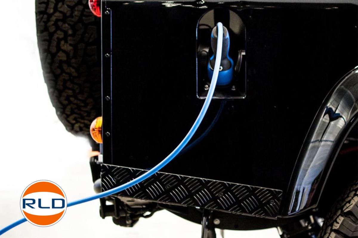 Land Rover Defender 90 NAS Electrique - Retrofit