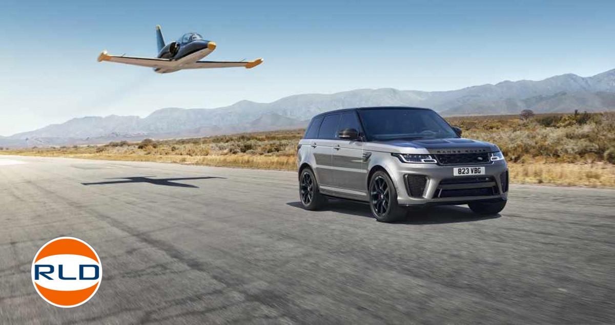 Range Rover - 50 ans et des séries spéciales 2021