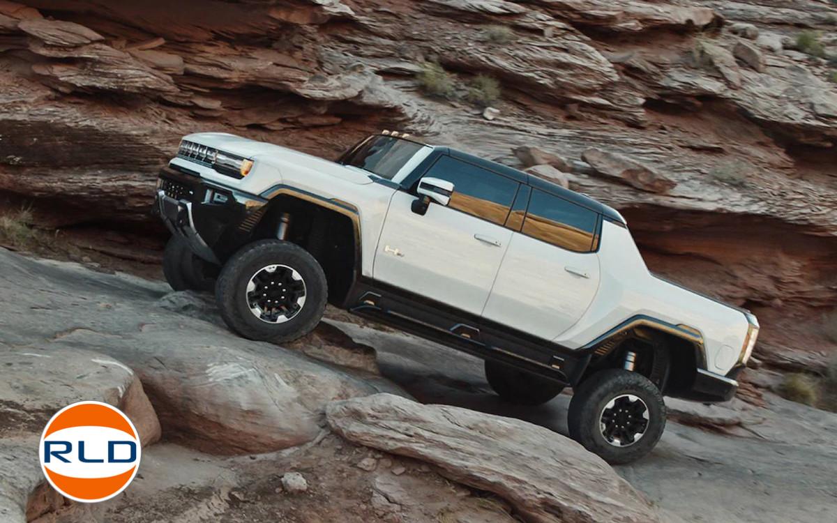 Hummer EV 100% électrique