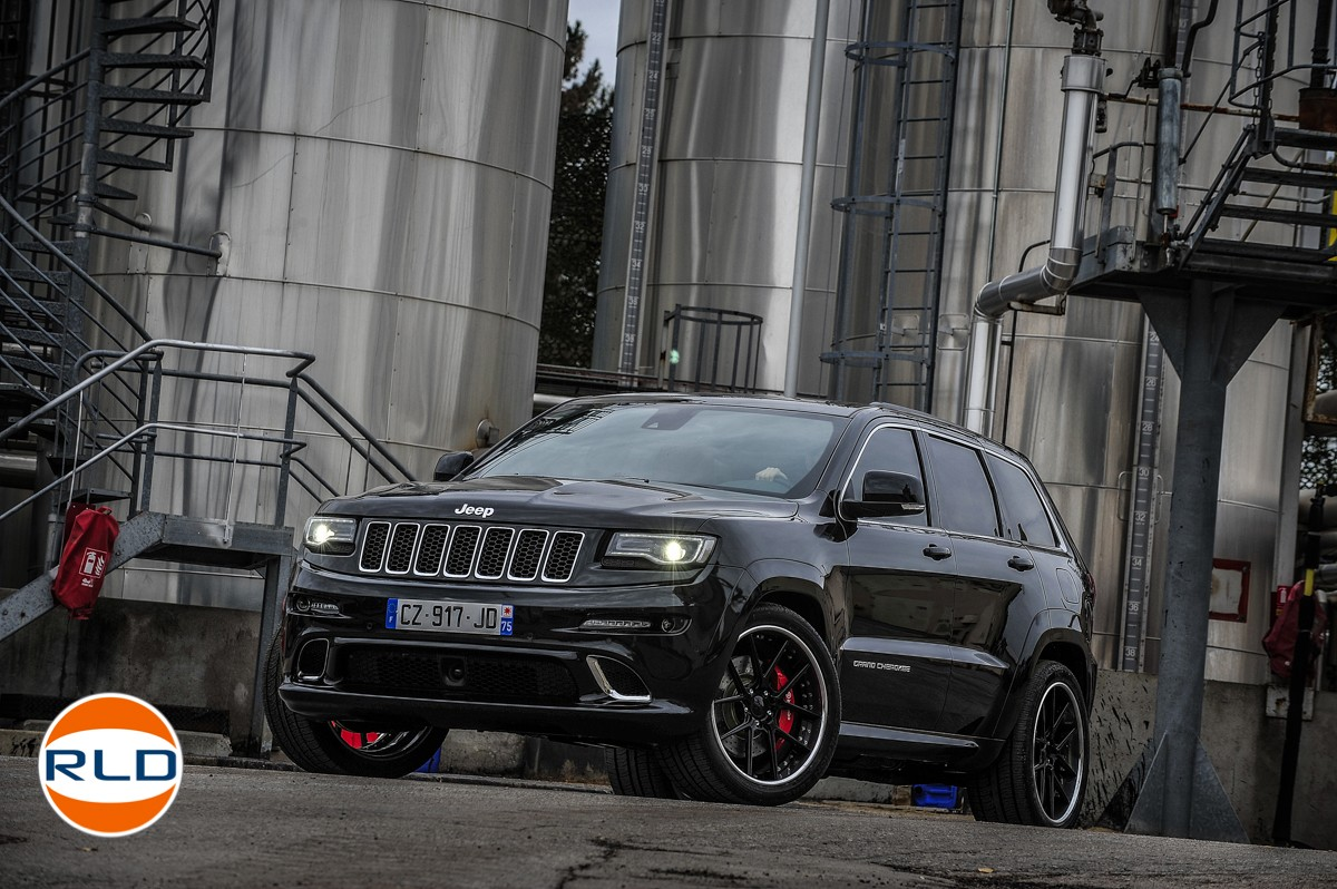 Jeep Grand Cherokee SRT 8 - V8
