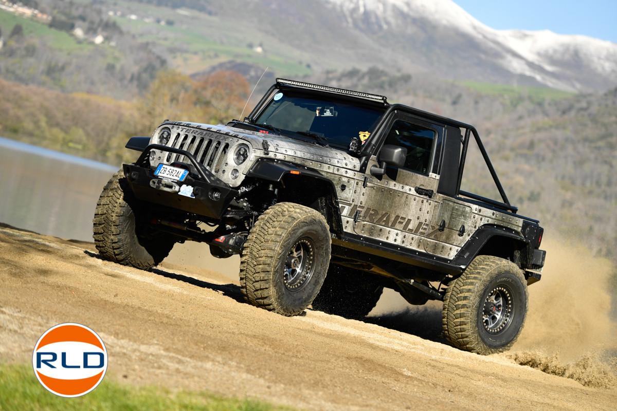 Jeep Wrangler JK  V8  HEMI 292
