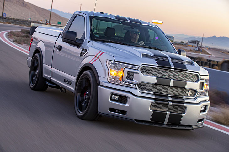 Ford F150 Shelby Super Snake Sport